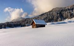 Winter landscape (MC-80) Tags: geroldsee krün winter snow