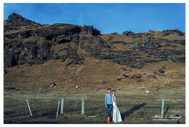 {冰島婚紗} {挪威婚紗} Alton + Zoe 邊自助邊拍照的蜜月