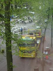 1 auto moest geruimd worden voor de pop-up terrassen Grote Kerkhof Deventer (willemalink) Tags: 1 auto moest geruimd worden voor de popup terrassen grote kerkhof deventer