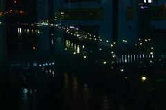 Superpuestas (Duendes en los bosques) Tags: malecon guayaquil rueda perla wheel lights sea luces mar