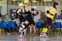 2016-06-05 Whitewood Block Party Game 6_005 (Mike Trottier) Tags: blockparty canada derby killabees miketrottier miketrottierrollerderbyphotography rollerderby srdl saskatchewan saskatoon saskatoonrollerderbyleague straightjackets srdlsaskatoonrollerderbyleague whitewood can