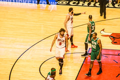 Robin Lopez (suchen6) Tags: nba chicago bulls celtic playoff basketball robin lopez