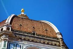 Florence Cathedral Cupola (Kan-chane Gunawardena) Tags: florence duomo cupola cattedraledisantamariadelfiore cathedral florencecathedral brunelleschi