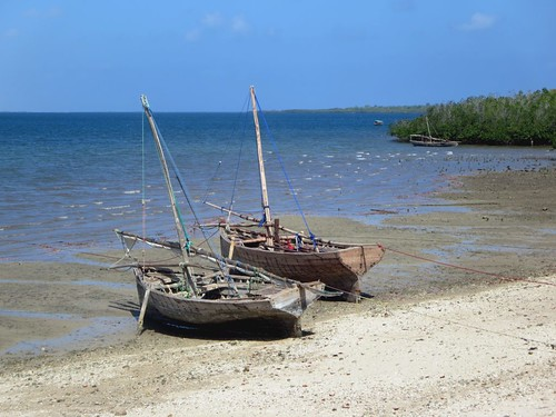 Kilwa Fishing Village