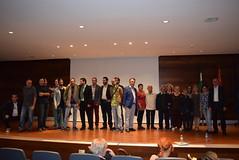 El equipo del documental. (almeriainformacion) Tags: cine documental la fosa borrada del sur memoria histórica almería museo de