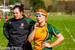 2017:03:25 14:22:39 (serenbangor) Tags: 2017 aberystwyth aberystwythuniversity bangoruniversity seren studentsunion undebbangor varsity rugby rugbyunion sport womens