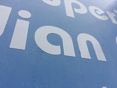 952. Indian (thatianbloke) Tags: indian lowercase sansserif