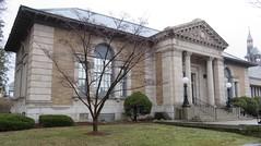 Carnegie Library (Marlborough, Massachusetts) (courthouselover) Tags: massachusetts ma carnegielibraries libraries middlesexcounty marlboroughcity marlborough