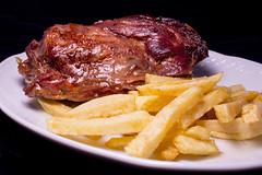 Restaurante La Muralla - Codillo de cerdo
