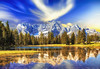 Le Nuvole di Zucchero (The Sugar Clouds) (Gio_ guarda_le_stelle) Tags: dolomites dolomiten antorno sunset landscape lake reflection sky cloudds wind italy mountainscape sugarclouds nature quiet ryūichisakamoto aereidicarta bolledisapone dolomiti life love laughs tears memories wow
