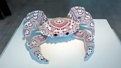 Eboli, 2013 (paidetres) Tags: margate turnercontemporary joanavaseoncelos crab entangled