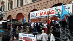 """Primo Maggio 2017 Forlì (5) • <a style=""""font-size:0.8em;"""" href=""""http://www.flickr.com/photos/99216397@N02/34290463541/"""" target=""""_blank"""">View on Flickr</a>"""
