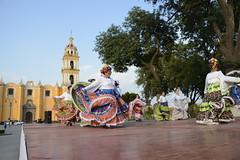 danza flolklorica de casa del abue (5) (Gobierno de Cholula) Tags: que chula cholula danza danzapolinesia danzasprehispánicas libro