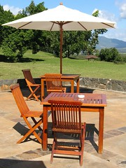 Teak furniture (howardproducts) Tags: howardproducts sunshield wood conditioner protectant furniture teak outdoor sun uv rays protection patio table chairs