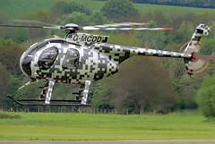 G-MCDD (GH@BHD) Tags: gmcdd hughes hughes369 hughes500 md500 drapergainaviation redhill redhillaerodrome helicopter chopper rotor aircraft aviation