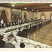 Battle Creek Sanitarium dining hall 1910