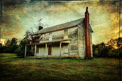 House on the Hill - Textured (No Talent Bum) Tags: madisonnc madison rockinghamcounty rockinghamcountync rockinghamcountynorthcarolina abandonedbuildings abandoned abandonedhouses abandonedhomes manipulatedimages textures nikon nikond5300 weird alteredimages northcarolina nc ruralnorthcarolina ruralamerica ruraldecay