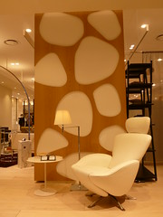 Furniture department (seikinsou) Tags: light japan spring furniture seat departmentstore osaka hankyu