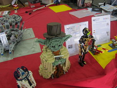 Makers Faire 2013 (66) (origamiguy1971) Tags: lego faire makers baylug 2013 bayltc esseltine