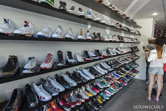 LIFT SHOE WALL (sbdunkscarl) Tags: sf street sky people hot lines airplane fire oakland la los shoes angeles market sfo aircraft united wing bart og seats embarcadero eggs sneaker flea airlines links extinguisher supreme rif inglewood streetwear d800 rifla d800e