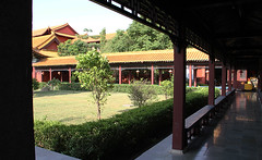 Buddhist Temple (Chinese) at Lumbini