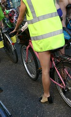 Now you see me (richard.selby) Tags: london bike naked nude fun healthy wnbr