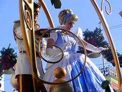 """A dream is a wish that you make with your heart."" (Gabriela Del Giorno) Tags: cute princess disney cinderella waltdisneyworld magickingdom 2012 disneyprincess disneyparks letscelebrateparade"