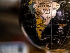 Rio De Janeiro (SFGauthier.com) Tags: travel brazil macro globe dof olympus em5