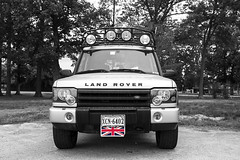 Rover (jnaquin91) Tags: offroad rover vehicle suv landrover colorsplash selectivecolor