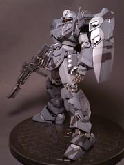 RGM-96X Jesta (jaqio) Tags: mobile japan century model painted suit kit universal gundam unicorn rgm bandai 96x jesta