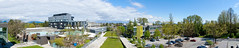 Langara College main campus (langaracollege) Tags: students weather campus graduation sunny gowns langaracollege