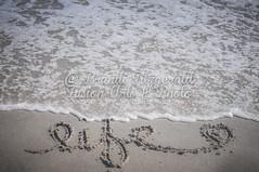 BrandiFitzgerald.LidoBeach023 (brandifitzarts) Tags: newyork beach waves scene longbeach shore eastcoast beachscene sandwriting lidobeach newyorkbeach brandifitzgerald sayingsinsand