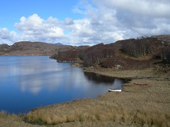 Loch from the deck