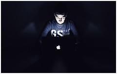 Ahmed Rabie (© Ahmed rabie) Tags: light night canon macbook