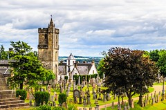 Cementery Stirling (Julin Martn Jimeno) Tags: scotland stirling cementery