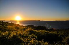 Cabo Udra (Carlos Monteagudo) Tags: sunset galicia galiza puestadesol pontevedra vigo atlntico riasbaixas bueu cangas ces islasces morrazo caboudra