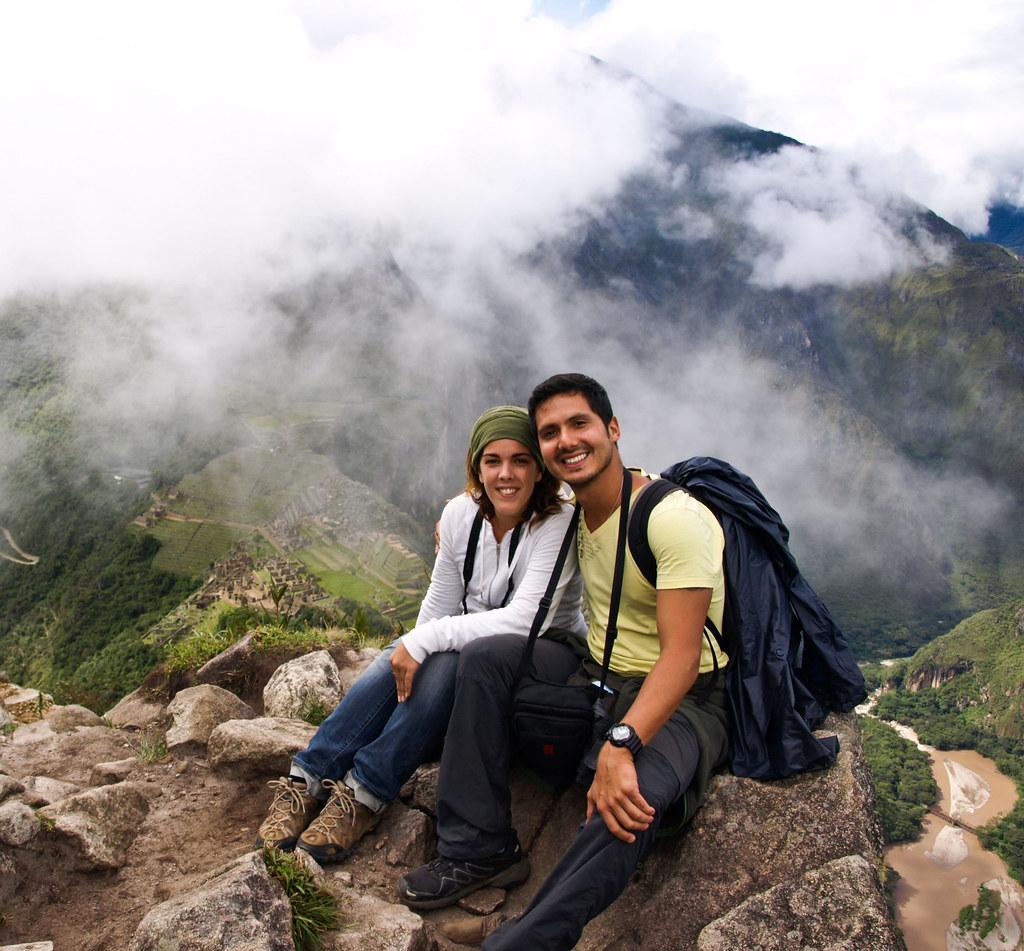 Machu Picchu desde el Huayna Picchu