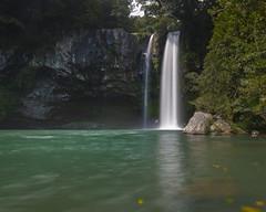 Cheonjiyeon Falls, a Unesco World Heritage Site (*Starbuck*) Tags: vacation waterfall korea falls unesco tropicalisland southkorea jeju worldheritage jejudo cheonjiyeon jejuisland cheonjiyeonfalls