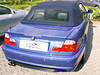 06 BMW E46 Originalverdeck in blau 01