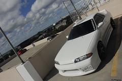 _MG_1508 (V-Way - Mr. J Photography) Tags: ocean cars skyline canon nissan parking lot automotive event oceancity amateur meets jdm r32 600d h20i h2oi