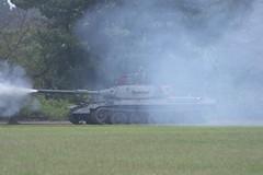 _DSC8104 (暁@IYHer候補生) Tags: jgsdf 74式戦車 af702104 α700 武器学校 土浦駐屯地 74tk