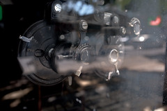 Eye Doctor (Lorne Thomas) Tags: california window reflections losangeles nikon pasadena nikond800e sigma35mmf14dg