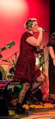 Beverley Kills (AO'D) Tags: cambridge party musician music cute rock canon 50mm punk raw gig band loud canon5dmkiii beverleykills