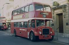 428. OHR 919: Hants & Dorset (chucklebuster) Tags: ohr919 wilts hants dorset bristol lodekka ecw salisbury