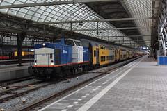 VR 203-3 + 17x DDAR Asd (Arjen-V) Tags: amsterdam act ddm 2033 nsr ddar ddm1 dijksgracht volkerrail houtrakpolder vision:outdoor=0811 vision:car=0573