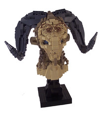 The Faun (The Deathly Halliwell) Tags: lego fantasy pan labyrinth faun