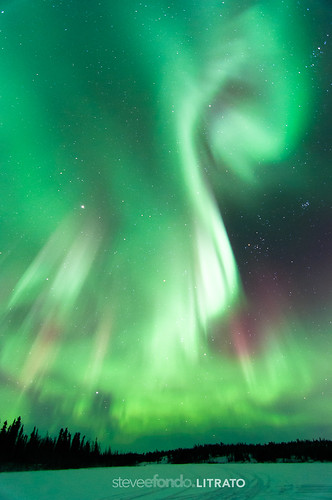 Aurora Storm - Dec 7, 2013