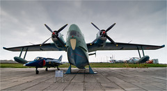 Beriev Be-6 (Clive1945) Tags: war military ukraine soviet russian kiev kyiv  seaplane madge d5000 zhulyany stateaviationmuseum oloneo