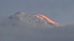 Couché de soleil sur le Mont Blanc (aups83) Tags: mountain montagne alpes landscape glacier neige paysage montblanc snowscape montebianco frenchalps merdeglace aiguilledumidi hautesavoie chamoni studelmonkey rhônealpesxvalléedechamonix