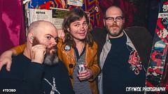 Medusa Lounge 12/20/13 (KAT FACE)